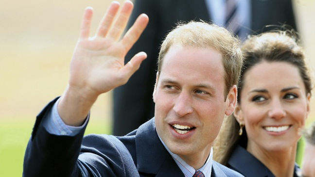 22 TOWN RAMBLING Kate Middleton and Prince William
