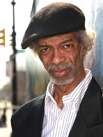 Gil Scott-Heron - Portrait (in color) - 2010