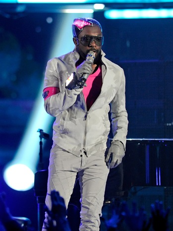 Will.I.Am - Billboard Music Awards - Show - 2011
