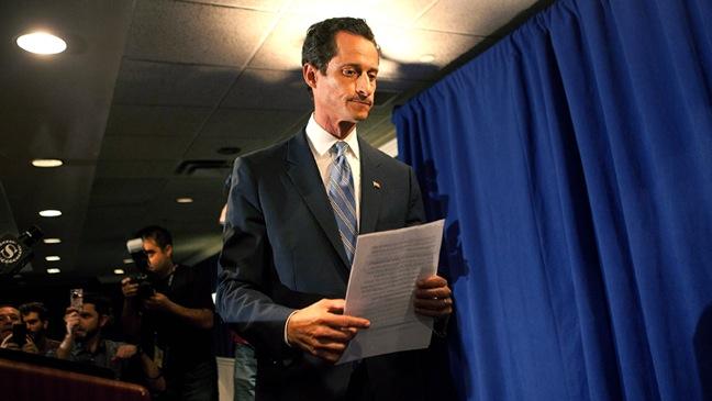 Anthony Weiner - Press Conf image - Admits To Tweeting Lewd Photo - 2011