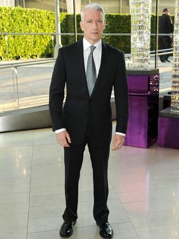 Anderson Cooper - CFDA - 2011