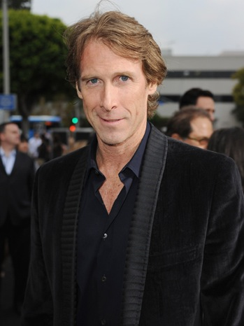 """Michael Bay - Premiere Of Paramount Pictures' """"Super 8"""" - Red Carpet - 2011"""