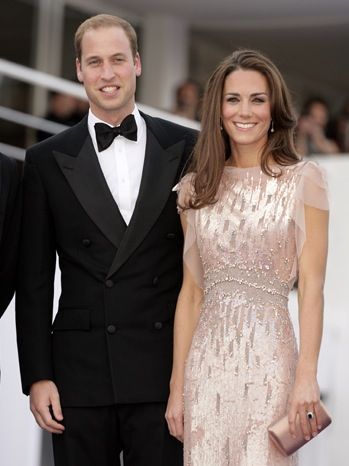 Prince William, Kate Middleton - ARK 10th Anniversary Gala - 2011