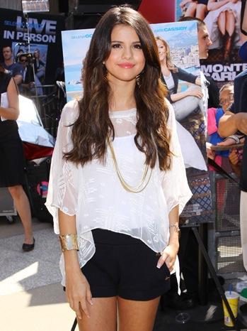 "Selena Gomez - Experience Monte Carlo"" With Selena Gomez Concert Series - 2011"