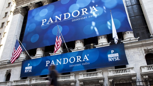Pandora - Surges After Radio Provider Prices Shares Above Range - 2011