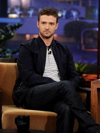 Justin Timberlake - The Tonight Show With Jay Leno - 2011