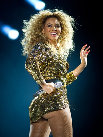 Beyonce - The Glastonbury Festival - 2011