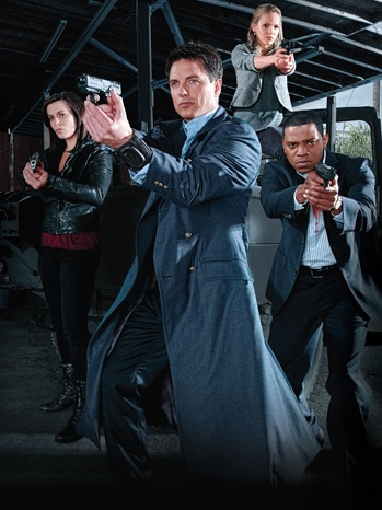 The Torchwood Team