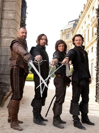 Three Musketeers-Film Still-2011