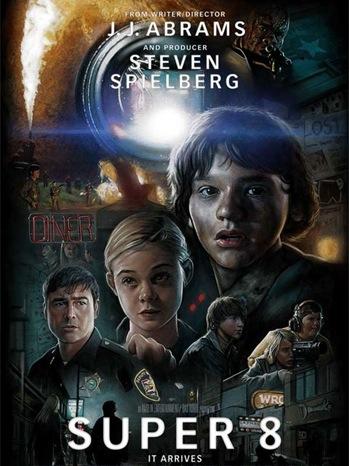 Super 8 - Movie Poster - 2011
