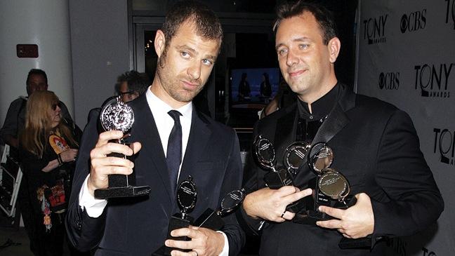 The Tony Awards   New York, June 12
