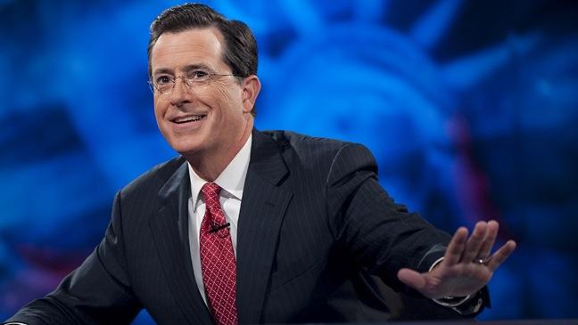 Stephen Colbert - PR Portrait - 1 - 2011