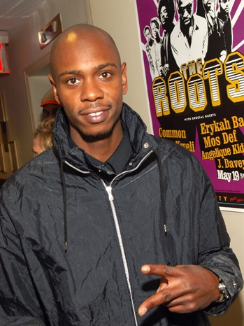 Dave Chappelle - The Roots Perform At Radio City Music Hall - 2006
