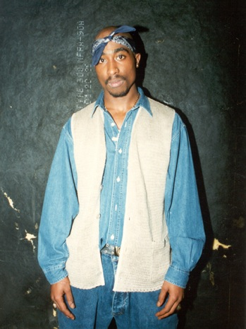 Tupac Shakur - Portrait - 1994