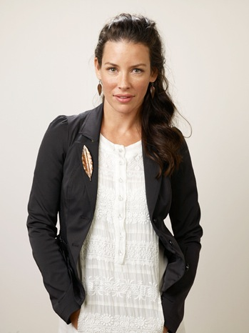 "Evangeline Lilly - ""Afterwards' - Portrait Session - 2008"