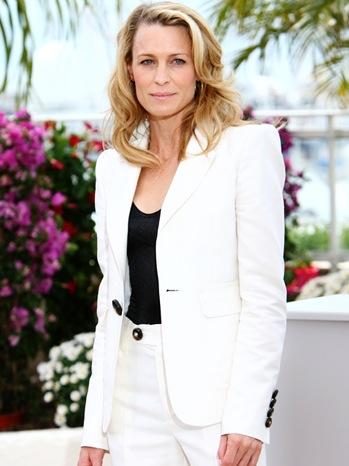 Robin Wright - Cannes Film Festival - 2009