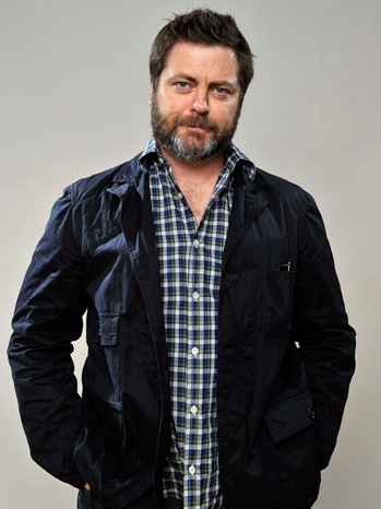 Nick Offerman - Portrait - 2009
