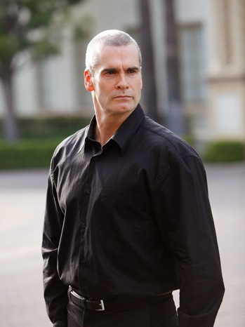"""Henry Rollins - FX's """"Sons of Anarchy"""" - Season 2 Premiere Screening - Arrivals - 2009"""