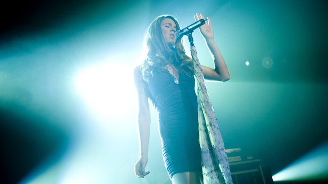 Joss Stone - Performs At Tonhalle In Munich - 2010