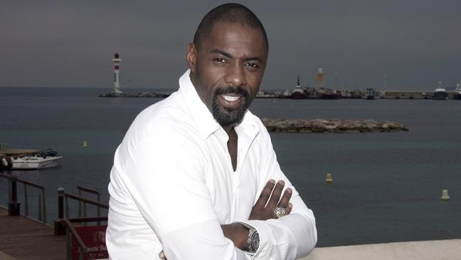 Idris Elba - Portrait - 2010