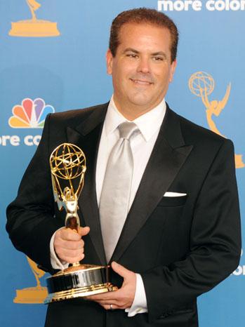 Adam Mazer Emmy 2011