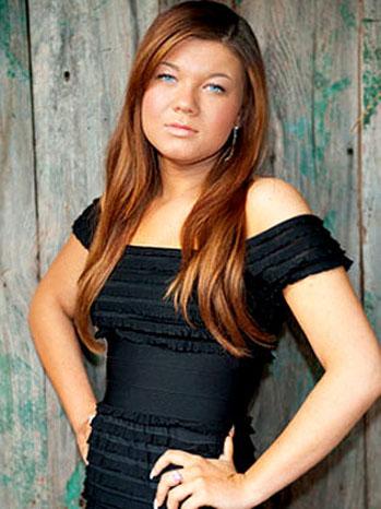 Amber Portwood Headshot 2011