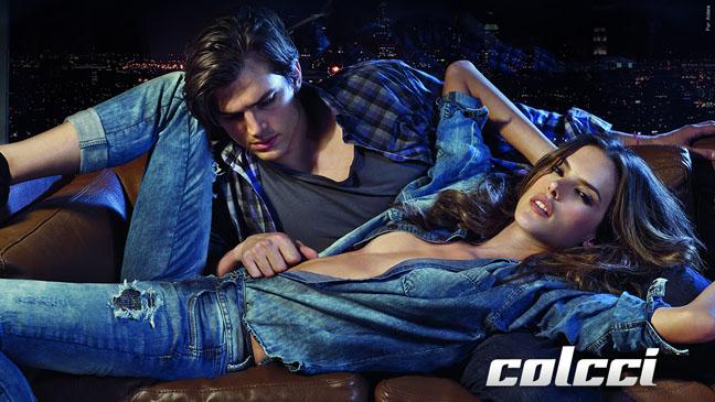 Ashton Kutcher Colcci Ad 2011