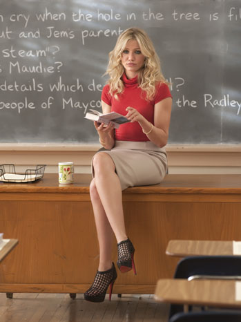Bad Teacher Cameron Diaz Film Review 2011