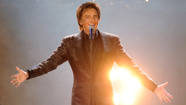 barry manilow live 2011