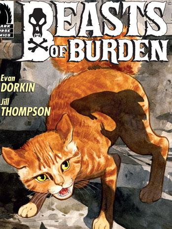 Beasts of Burden Dark Horse Comics 2011