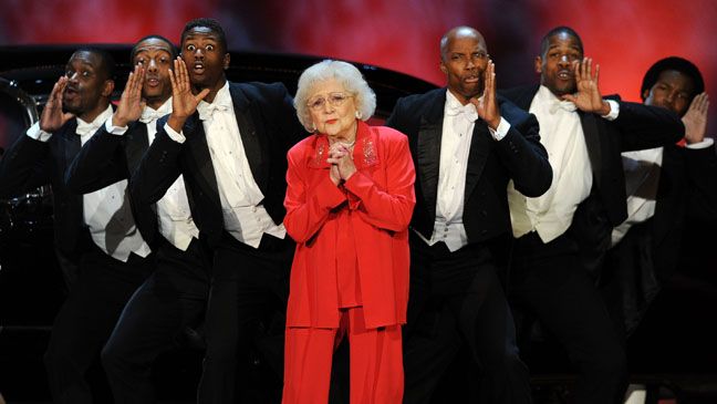 Betty White AFI 2011