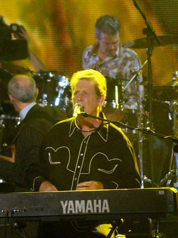 Brian WIlson Beach Boys 2011