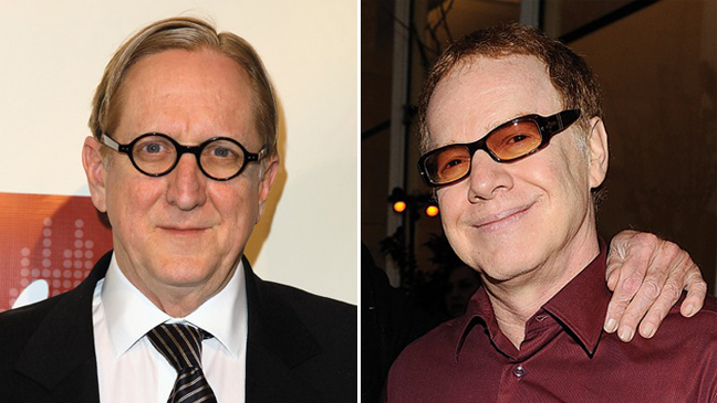 t bone burnett danny elfman split