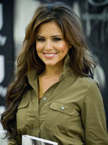 Cheryl Cole - 'Through My Eyes' Book Signing  - 2010