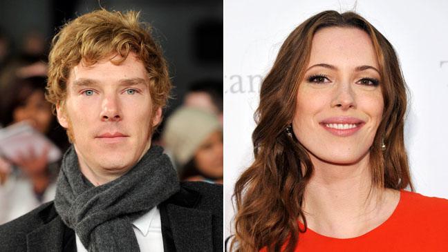 Benedict Cumberbatch Rebecca Hall Split 2011