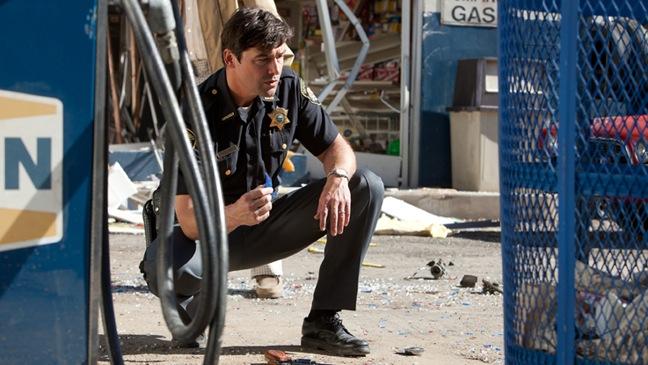 Super 8 - Movie Still: Kyle Chandler as Jackson Lamb  - 2011