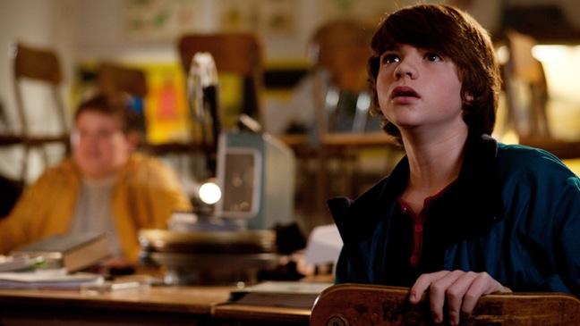 Super 8 - Movie Still: Joel Courtney as Joe Lamb  - 2011