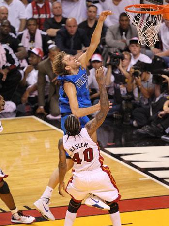Dallas Mavericks Dirk 2011