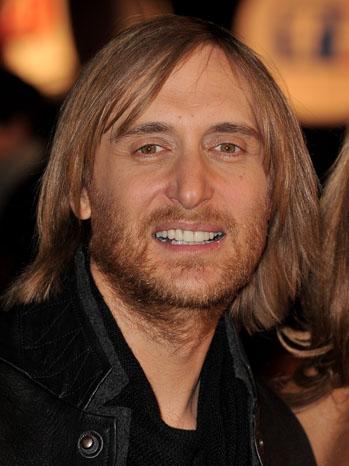 David Guetta Headshot 2011