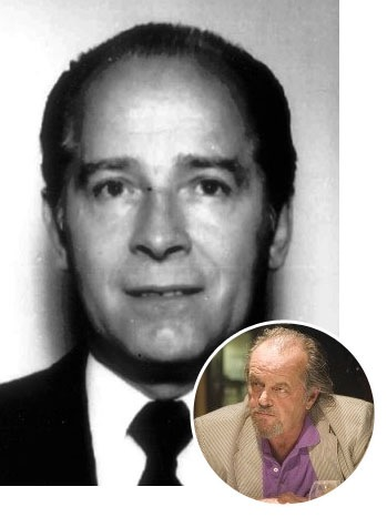 "James ""Whitey"" Bulger, Jack Nicholson - SPLIT"