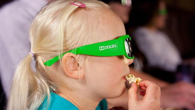 Dolby 3D Glasses 2011