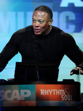Dr. Dre ASCAP - 2011
