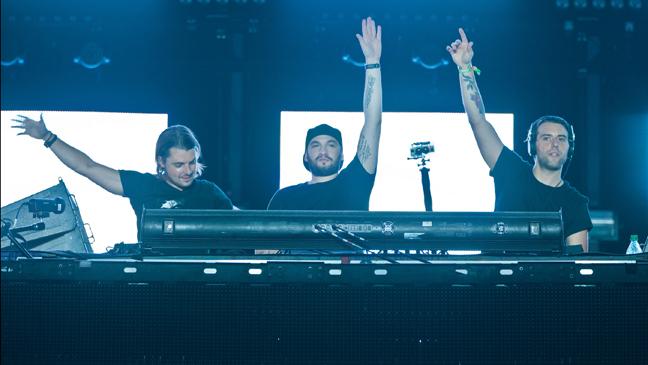 EDC 2011 Swedish House Mafia 2