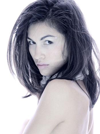 Elodie Yung Headshot 2011