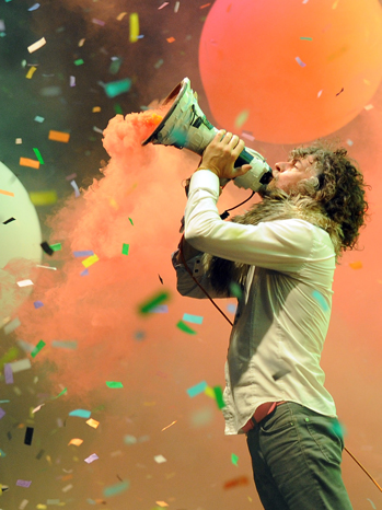 flaming lips hollywood forever