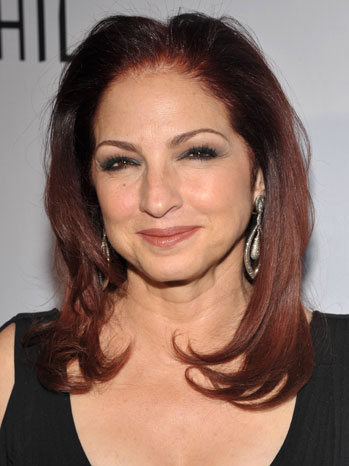 Gloria Estefan June 18 2011