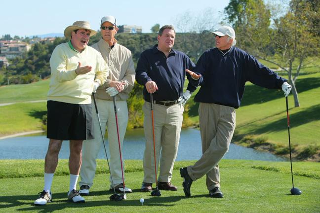 24 FEA Golf Curb Your Enthusiasm IPAD