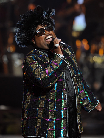 Cee Lo Green Performs BET Awards 2011