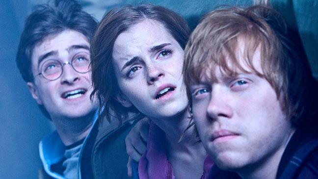 Harry Potter 7 Pt. 2 Group Shot 2011
