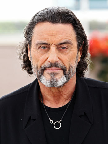 Ian McShane Headshot Pirates 2011